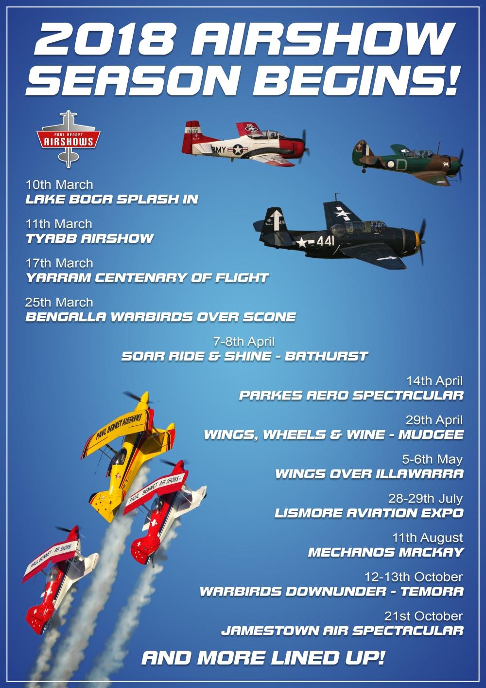 Airshow Season Begins v2.2